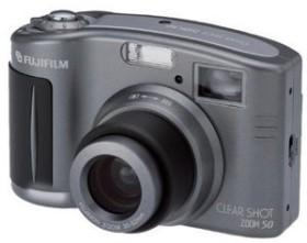 Fujifilm Clear Shot Zoom 50