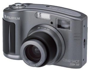 Fujifilm clear Shot zoom 50