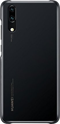Huawei Color Cover für P20 schwarz (51992349) -- via Amazon Partnerprogramm