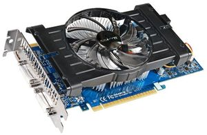Gigabyte GeForce GTS 450, 1GB DDR3, 2x DVI, mini HDMI (GV-N450D3-1GI)