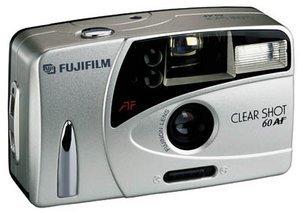 Fujifilm Clear Shot 60 AF
