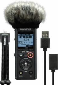 Olympus LS-P4 Podcaster Kit (V409160BE02)