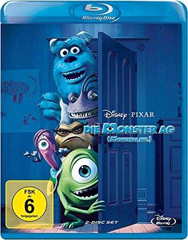Monster AG (Blu-ray) -- via Amazon Partnerprogramm