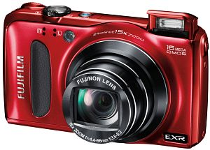 Fujifilm FinePix F660EXR red (4004341)