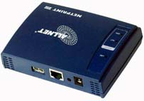 Allnet NetPrint IX print server, USB (ALL0751)