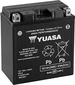 Yuasa YTX20CH-BS