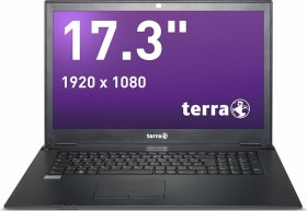 Wortmann Terra Mobile 1715V, Core i7-8550U, 16GB RAM, 500GB SSD, GeForce MX250 (1220656)