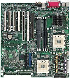 Supermicro P4DCE+, i860, LAN [RDR]
