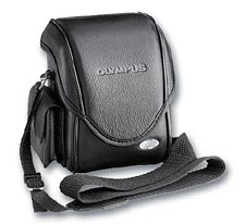 Olympus leather case Ultra zoom (013846)
