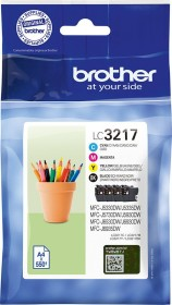 Brother Tinte LC3217VAL Value Pack (LC3217VALBP)