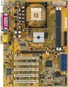 DFI NB71-BC, i845E (DDR)