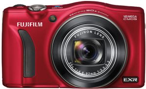 Fujifilm FinePix F750EXR red (4004343)