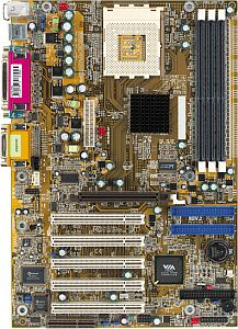 DFI AD73 Pro, KT266A [DDR]