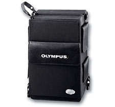 Olympus leather case case P-200 (013565)