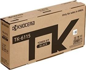 Kyocera Toner TK-6115 black (1T02NJ0NL0)