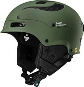 Sweet Protection Trooper II MIPS Helm olive drab (840049-OEDRB)