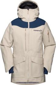 Norrøna tamok Gore-Tex Pro Jacke pure cashmere white (Damen) (1217-19-9001)