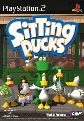 Sitting Ducks (niemiecki) (PS2) -- via Amazon Partnerprogramm