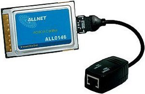 Allnet ALL0146 32bit Cardbus 100BaseTX Fast Ethernet Adapter