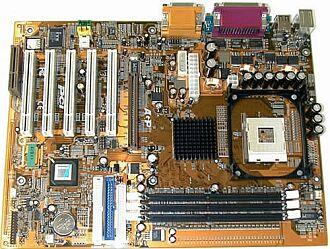 ENMIC 4VBX+, P4X266 (DDR)