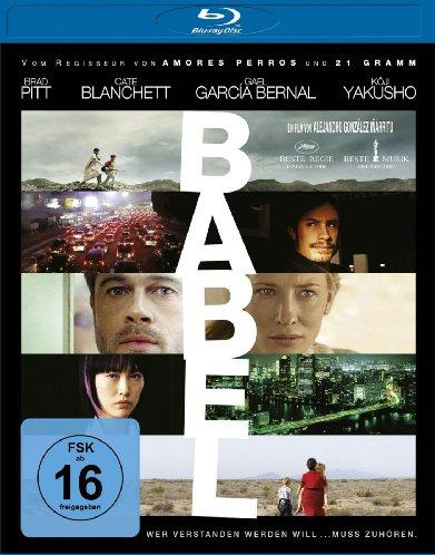 Babel (Blu-ray) -- via Amazon Partnerprogramm