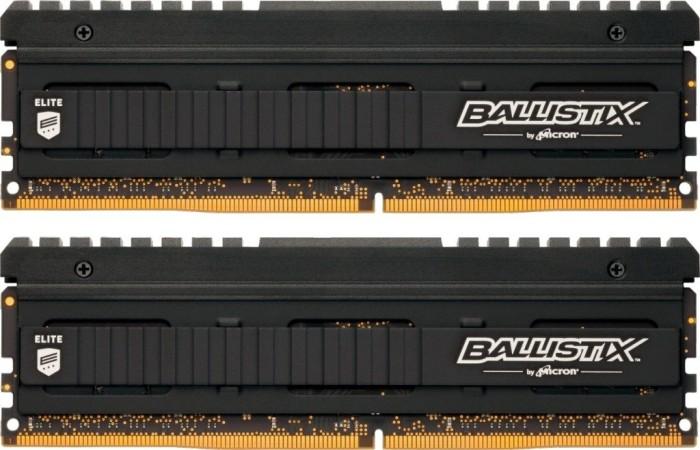 Crucial Ballistix elite DIMM kit 16GB, DDR4-3600, CL16-18-18 (BLE2K8G4D36BEEAK)
