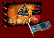 Guillemot / Hercules 3D Prophet II MX, GeForce2 MX, 32MB, AGP, Bulk (7ns)