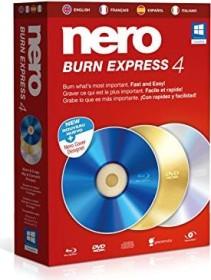 Nero Burn Express 4 (deutsch) (PC)