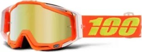 100% Racecraft Goggle razmataz/mirror gold lens (50110-192-02)