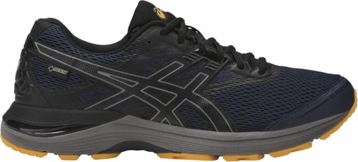 Asics Gel-Pulse 9 GTX peacoat/black/gold fusion (Herren) (T7D4N-5890) ab €  55,92