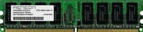 Aeneon DIMM 2GB, DDR2-800, CL5 (AET860UD00-25D)