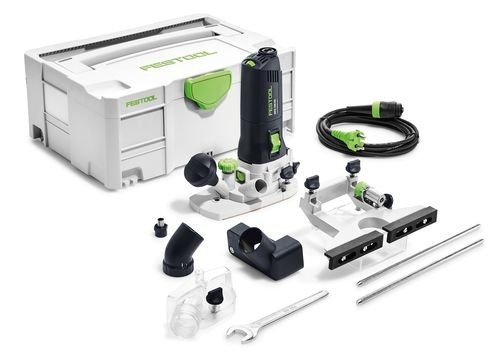 Festool MFK 700 EQ-Plus Elektro-Kantenfräse inkl. Koffer (574369) -- via Amazon Partnerprogramm