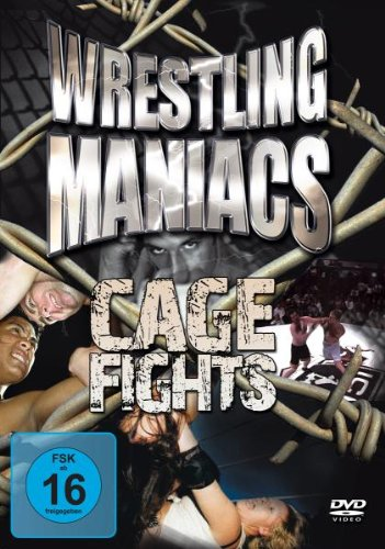 Wrestling Maniacs: Cage Fight (miscellaneous) (UK) -- via Amazon Partnerprogramm