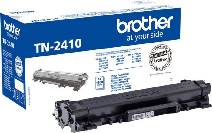 Brother Toner TN-2410 schwarz (TN2410)