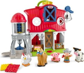 Mattel Fisher-Price Little People Bauernhof (FKD14)