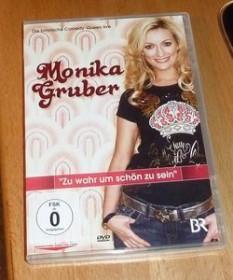 Monika Gruber - Zu wahr um schön zu sein (DVD)