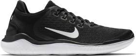 Nike Free RN 2018 black/white (ladies) (942837-001)