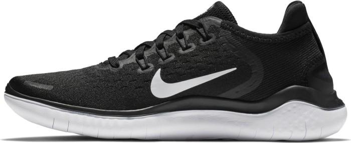 Nike Free RN 2018 schwarzweiß (Damen) (942837 001) ab € 69,99
