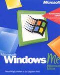 Microsoft: Windows ME (Millennium Edition) - aktualizacja z Windows 98/98SE (niemiecki) (PC) (C83-00034)