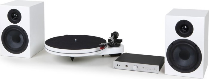 Pro-Ject Supersense Superpack weiß