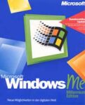 Microsoft Windows ME (Millennium Edition) update from Windows 95/98/98SE (PC) (C83-00035)
