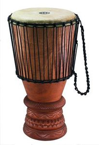 Meinl ABGB-L braun African Bougarabou Djembe