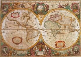 Clementoni Old-Map (31229)