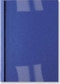 GBC thermal cover A4, 150µm, blue matte, 50 sheets, 100 pieces (386633 / 451034)