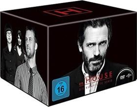 Dr. House Box (Season 1-8)