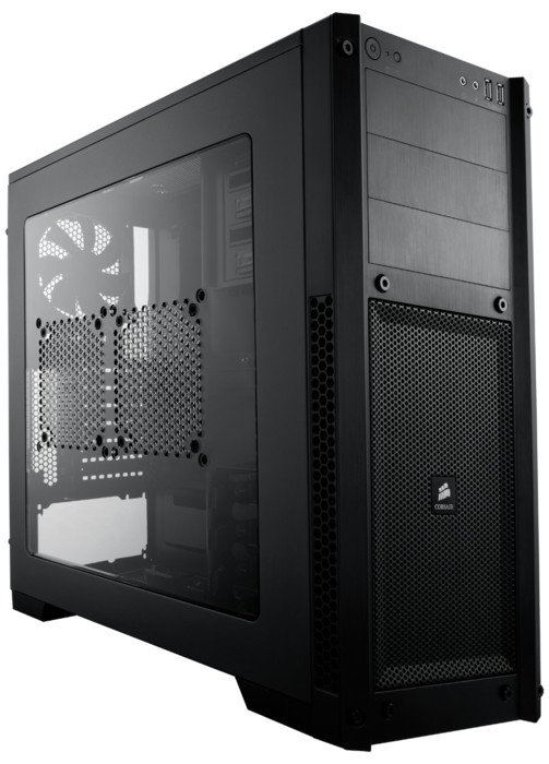 Corsair carbide Series 300R with side panel window (CC-9011017-WW)