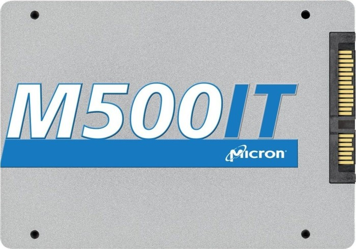 Micron M500IT 64GB, SLC, SATA (MTFDDAK064SBD-1AK12ITYY)