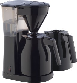 Melitta Easy Therm with 2 Kannen black (1023-06)