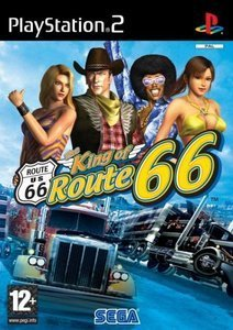 The King of Route 66 (niemiecki) (PS2)
