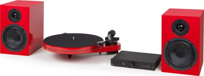 Pro-Ject Supersense Superpack rot